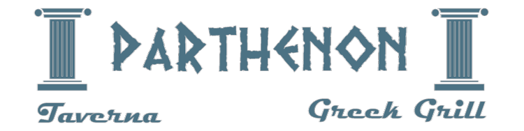 The Parthenon Logo